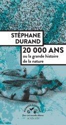 Souvent acheté avec Le traité du Cormier, le 20000 ans - ou la grande histoire de la nature