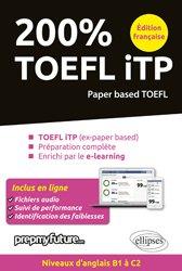 Dernières parutions dans 200% TESTS, 200 % TOEFL ITP