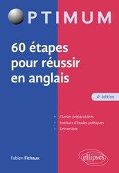 Dernières parutions sur Outils d'apprentissage, 60 étapes pour réussir en anglais