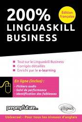 Nouvelle édition 200% Linguaskill Business