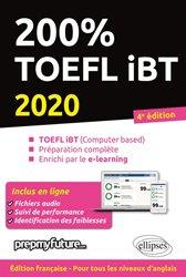 Dernières parutions sur TOEFL, 200% TOEFL IBT