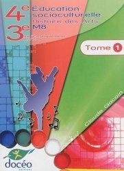 Souvent acheté avec 1re Terminale BAC PRO Education socioculturelle Cahier de Travaux Dirigés Module MG1, le 4eme 3eme Agricole Socio-culturel Histoire des Arts Module M8 Tome 1