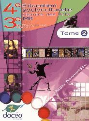 Souvent acheté avec 1re Terminale BAC PRO Education socioculturelle Cahier de Travaux Dirigés Module MG1, le 4eme 3eme Agricole Socio-culturel Histoire des Arts Module M8 Tome 2
