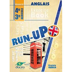 Souvent acheté avec Bases scientifiques et technologiques de l'oenologie, le 4eme 3eme Agricole Anglais Exercise Book Run-Up