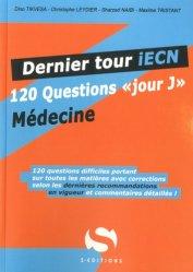 Souvent acheté avec Réflexes à l'iECN, le 120 questions