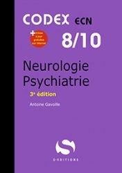 Dernières parutions sur ECN iECN DFASM DCEM, 08/10 Neurologie psychiatrie