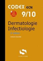 Dernières parutions sur ECN iECN DFASM DCEM, 09/10 Dermatologie infectiologie
