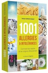 Dernières parutions sur Allergologie, 1 001 Allergies & Intolérances