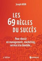 Dernières parutions sur Carrière, réussite, 69 règles du succès