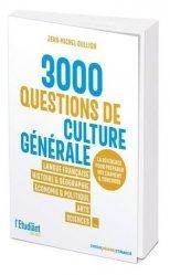 Dernières parutions sur Culture générale, 3 000 QCM de culture générale
