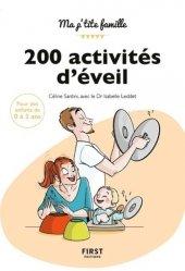 Dernières parutions sur Accueil de la petite enfance, 200 activités d'éveil pour les 0-3 ans