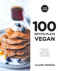 Dernières parutions sur Cuisine végétarienne, 100 petits plats vegan