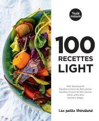 Dernières parutions sur Cuisine bio et diététique, 100 recettes light pour tous les jours
