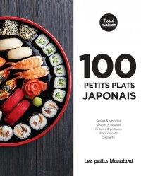 Dernières parutions dans Petits Marabouts, 100 petits plats japonais
