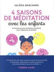 Dernières parutions dans Famille-Education, 4 saisons de méditation avec mon enfant