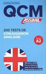 Dernières parutions sur Grammaire-Conjugaison-Orthographe, 200 tests de conjugaison anglaise