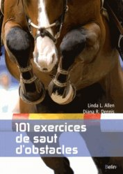 Nouvelle édition 101 exercices  de saut d'obstacles