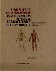 Souvent acheté avec L'homme peut-il s'adapter à lui-même ?, le 3 minutes pour comprendre les 50 plus grands aspects de l'anatomie du corps humain