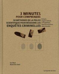 Dernières parutions dans 3 minutes pour comprendre, 50 méthodes de la police scientifique pour résoudre les enquêtes criminelles