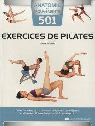 Dernières parutions sur Pilates, 501 exercices de pilates