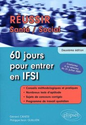 Dernières parutions dans Réussir Santé - Social, 60 jours pour entrer en IFSI