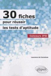 Souvent acheté avec Entraînement intensif aux tests d'aptitude IFSI, le 30 fiches pour réussir les tests d'aptitude