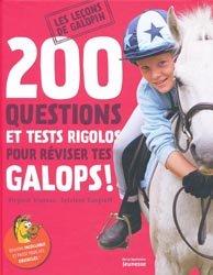 Souvent acheté avec Au galop !  1 à 4, le 200 questions et tests rigolos pour réviser tes galops !