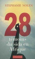 Dernières parutions dans Essais sciences, 28 témoins du sida en afrique