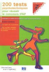 Souvent acheté avec Aide-soignant, le 200 tests psychotechniques pour réussir le concours IFAP