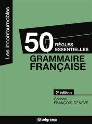 Dernières parutions dans Les Incontournables, 50 règles essentielles