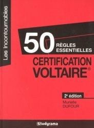 Dernières parutions dans Les Incontournables, 50 règles essentielles certification Voltaire. 2e édition