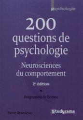 Dernières parutions sur Tests, 200 questions de psychologie