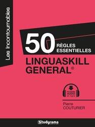 Dernières parutions sur BULATS, 50 règles essentielles Linguaskill general