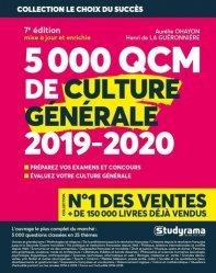 Dernières parutions sur Culture générale, 5000 QCM de culture générale