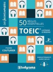 Dernières parutions sur Examens, 50 règles essentielles TOEIC