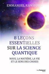 Dernières parutions sur Quantique, 8 leçons faciles sur la physique quantique
