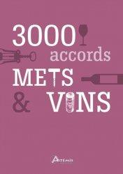 Dernières parutions sur Accords mets et vins, 3 000 accords mets vins https://fr.calameo.com/read/004967773b9b649212fd0