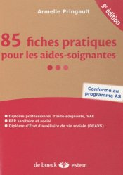 Souvent acheté avec Guide pratique de l'aide soignante, le 85 fiches pratiques pour les aides-soignantes