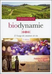 Dernières parutions sur Viticulture naturelle, 35 questions sur la biodynamie