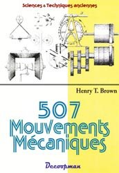 Souvent acheté avec Les moteurs à vent, le 507 Mouvements mécaniques