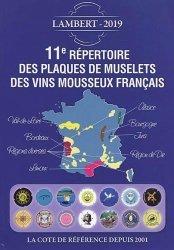 Dernières parutions sur Autour du vin, 11e répertoire des plaques de muselets des vins mousseux français