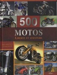 Nouvelle édition 500 Motos
