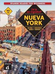 Dernières parutions sur Auto apprentissage (parascolaire), 24 horas en espanol - nueva york