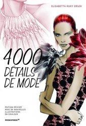 Dernières parutions sur Généralités, 4000 détails de mode