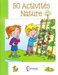 Dernières parutions sur Activités autour de la nature, 50 activités nature
