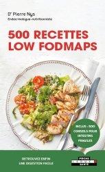 Dernières parutions sur Cuisine bio et diététique, 500 recettes low fodmaps