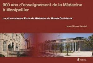 Dernières parutions sur Histoire de la médecine et des maladies, 900 ans d'enseignement de la médecine à Montpellier