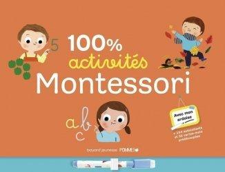 Dernières parutions sur Questions d'éducation, 100% activités Montessori