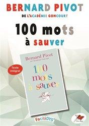 Dernières parutions sur Dictionnaires, 100 mots à sauver kanji, kanjis, diko, dictionnaire japonais, petit fujy