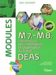 Souvent acheté avec 400 tests psychotechniques pour réussir le concours d'entrée en IFAP, le M7 - M8 DEAS